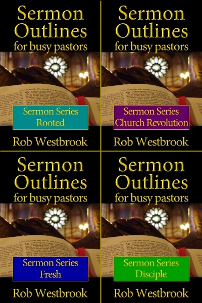 Sermon Outlines for Busy Pastors Sermon Series Books