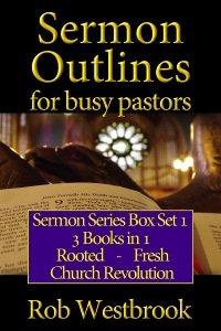 Sermon Outlines for Busy Pastors: Sermon Series Box Set 1