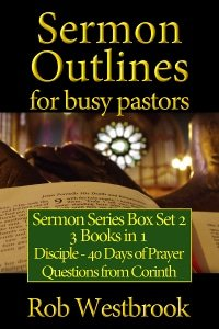 Sermon Outlines for Busy Pastors: Sermon Series Box Set 2