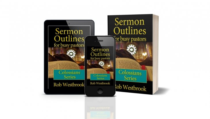 Free Sermon Outlines eBook – Sermon Outlines for Busy Pastors