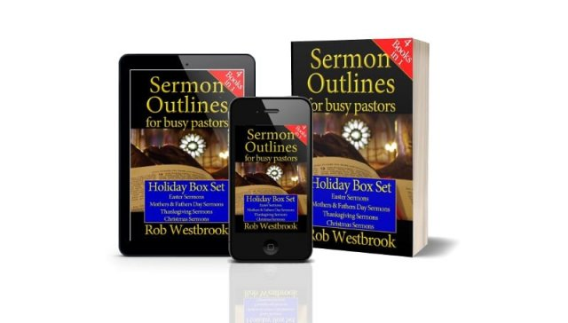 Sermon Outlines for Busy Pastors: Holiday Box Set