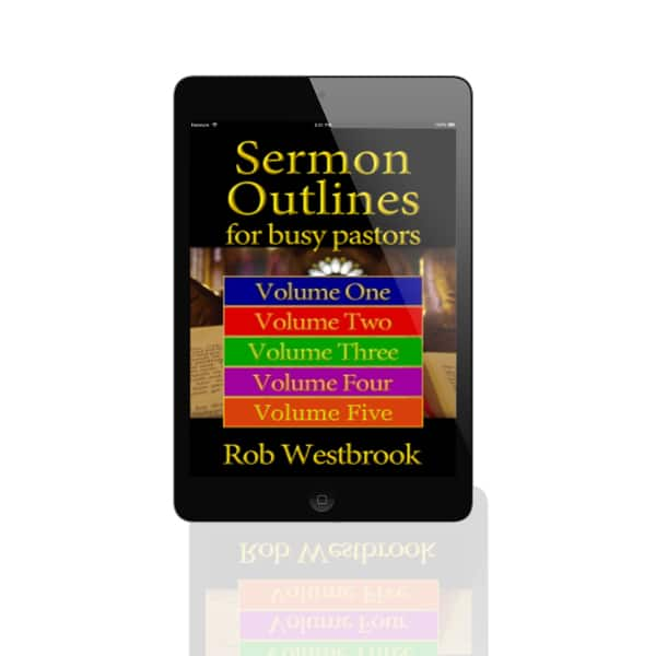 Sermon Outlines for Busy Pastors: Premier Bundle