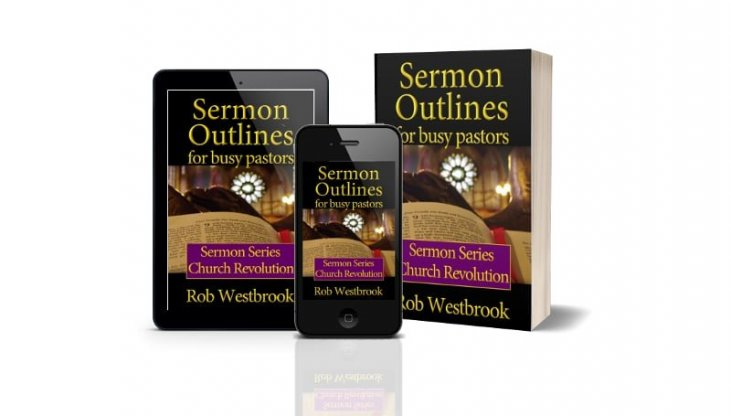 Sermon Outlines for Busy Pastors: Church Revolution Sermon Series