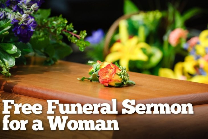 Free: Funeral Sermon for a Woman