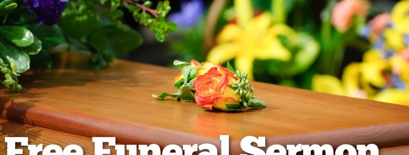 Free Funeral Sermon for a Woman