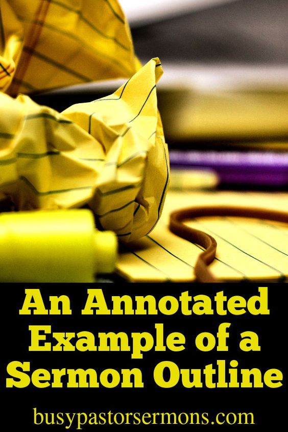 share annotated-example-of-a-sermon-outline