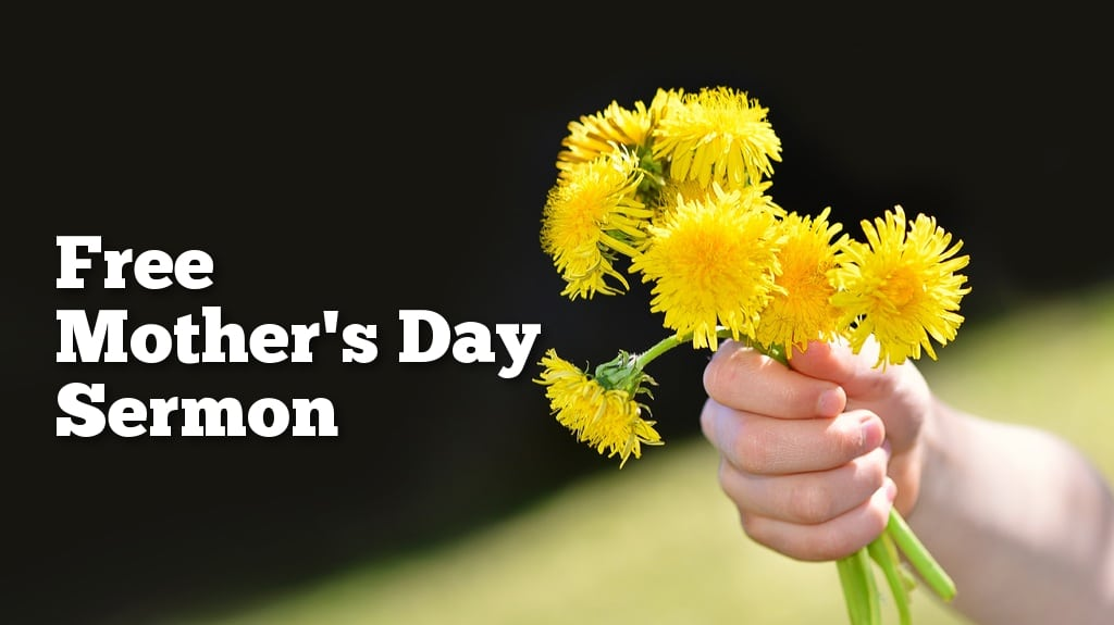 free mother's day sermon